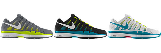 Nike Zoom Vapor 9 Tour Hard Court iD