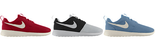 Nike Roshe Run Suede iD
