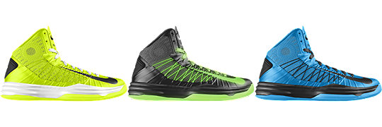 Nike Hyperdunk+ iD Sport Pack