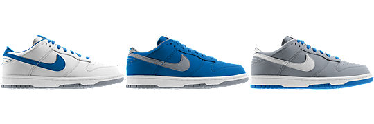 Nike Dunk Low (NFL Detroit Lions) iD
