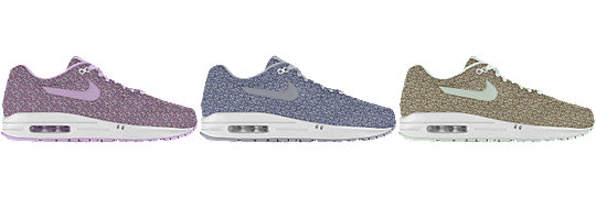 Nike Air Max 1 Premium Liberty iD (Pepper) Maria Sharapova