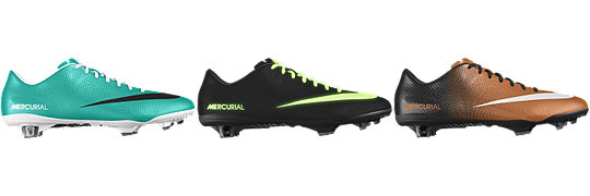 Nike Mercurial Vapor IX FG iD