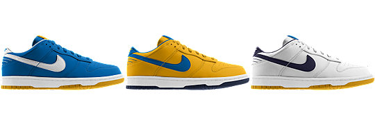 Nike Dunk Low (NFL San Diego Chargers) iD