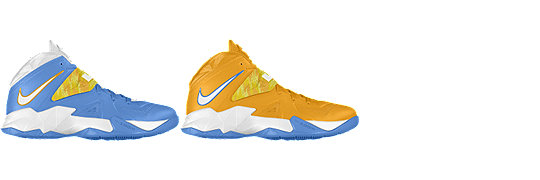 Nike Zoom Soldier VII iD made for Ty Lawson