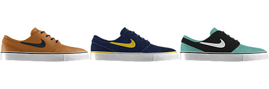 Nike Zoom Stefan Janoski Low Premium iD