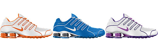 Nike Shox NZ iD