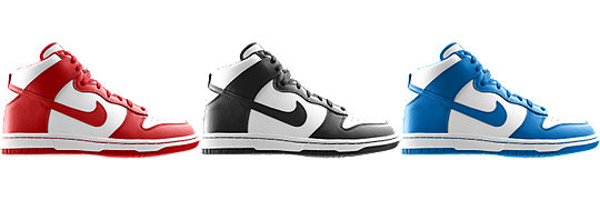 Nike Dunk High iD