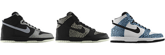 Nike Dunk High Premium iD
