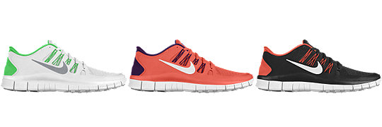 Nike Free 5.0+ iD