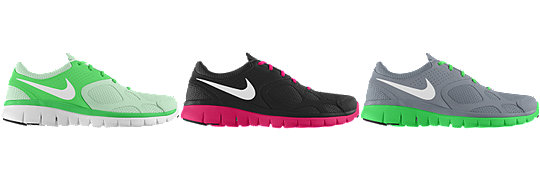 Nike Flex 2012 Run iD