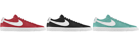 Nike Blazer Low Premium Daim iD