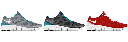 Nike Free Run+ 2 iD
