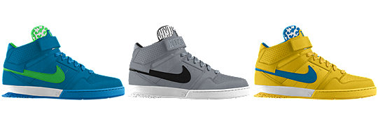 Nike Zoom Mogan Mid 2 iD