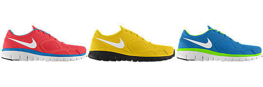 Nike Flex 2012 RN iD