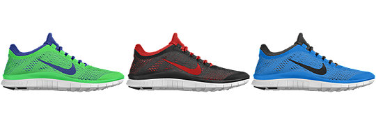 Nike Free 3.0 iD