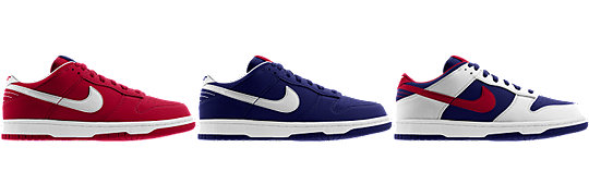 Nike Dunk Low (NFL New York Giants) iD