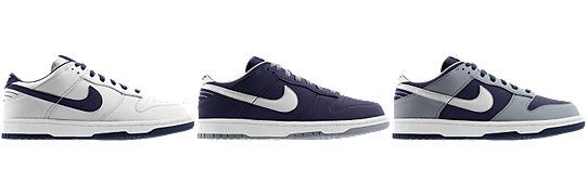 Nike Dunk Low (NFL Dallas Cowboys) iD
