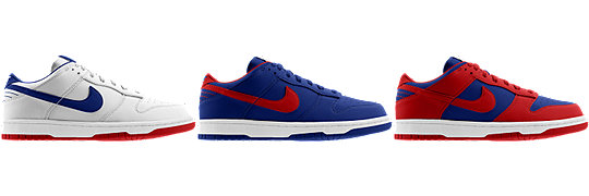 Nike Dunk Low (NFL Buffalo Bills) iD