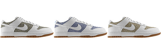 Nike Dunk Low Premium Liberty iD (Pepper)