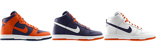 Nike Dunk High (NFL Denver Broncos) iD