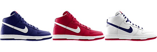 Nike Dunk High (NFL New York Giants) iD