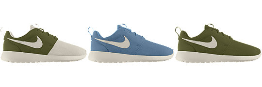 Nike Roshe Run Premium iD