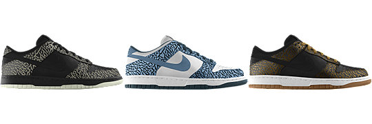 Nike Dunk Low Premium iD