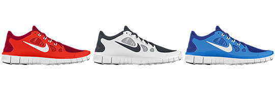Nike Free 5.0 iD