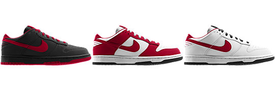 Nike Dunk Low (NFL Atlanta Falcons) iD