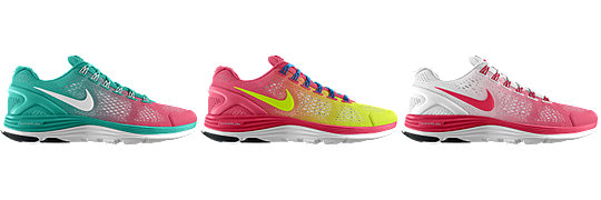Nike LunarGlide+ 4 Shield iD