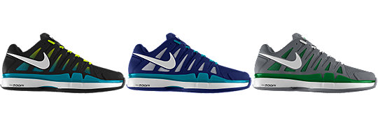 Nike Zoom Vapor 9 Tour iD Clay