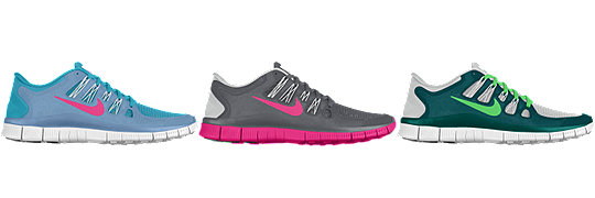 Nike Free 5.0 Shield iD