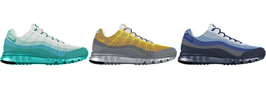 Nike Air Max 95 Dynamic Flywire iD