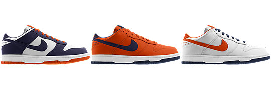 Nike Dunk Low (NFL Denver Broncos) iD