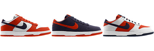 Nike Dunk Low (NFL Chicago Bears) iD