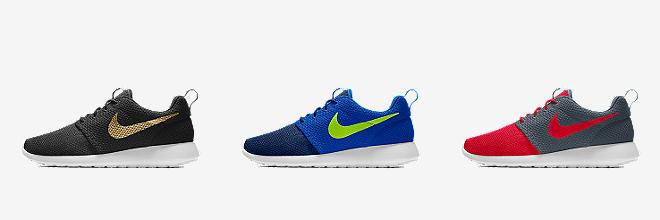 Nike Schuhe Herren Blau