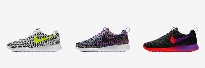 Nike Roshe One Flyknit iD