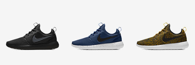 Custom Nike Id Roshe Runs NHS Gateshead