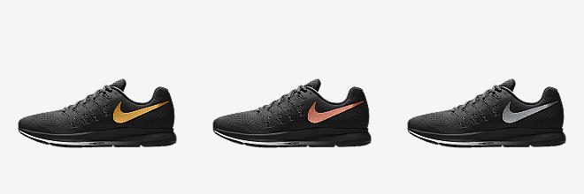 Nike Running Shoes For Men Black And White