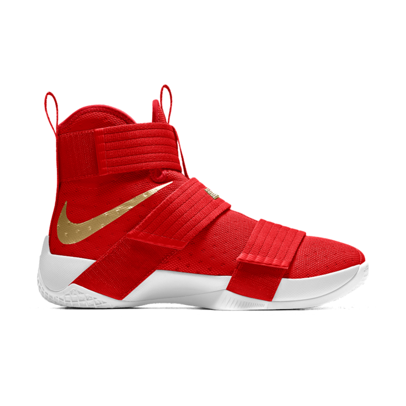Image For Nike Zoom LeBron Soldier 10 iD
