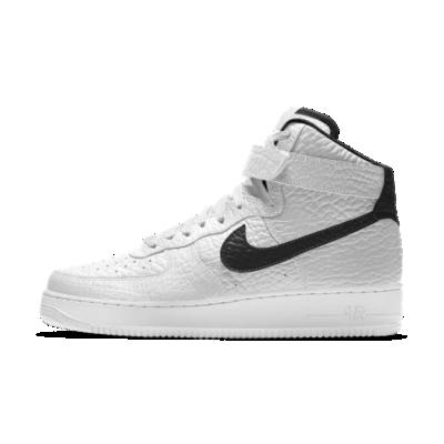 Nike Air Force 1 High Premium iD (Brooklyn Nets)