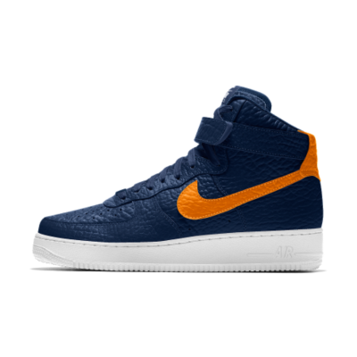 Nike Air Force 1 High Premium iD (Utah Jazz)