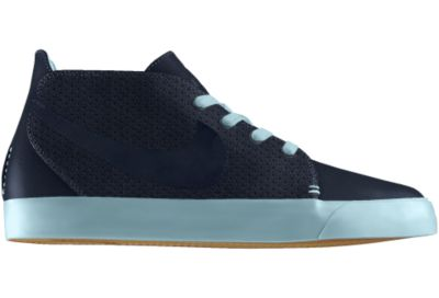Nike Toki Premium iD Shoe - Blue - 7.5