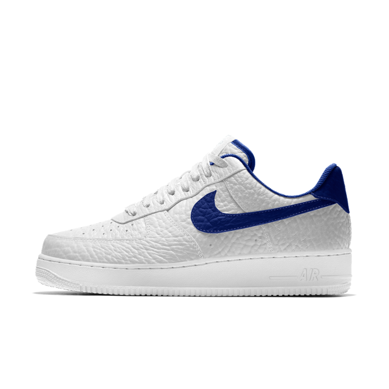 NIKE UK Nike Air Force 1 Low Premium iD (Golden State Warriors)