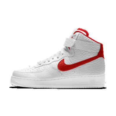 Nike Air Force 1 High Premium iD (Chicago Bulls)