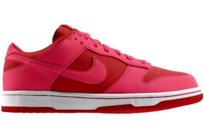 Buy dunks & suits - Nike Dunk Low iD Custom Women\'s Shoes - Red, 10.5