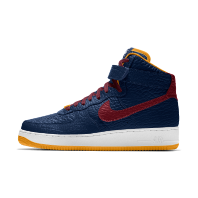 Nike Air Force 1 High Premium iD (Cleveland Cavaliers)