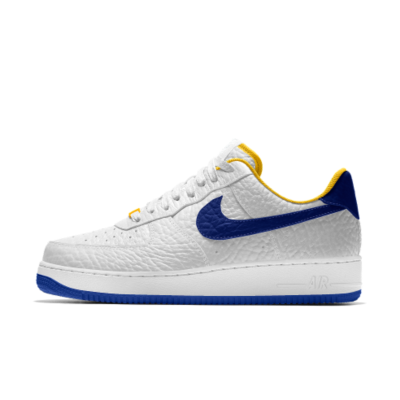 Nike Air Force 1 Low Premium iD (Golden State Warriors)