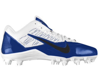 Nike Alpha Pro Low TD iD Men's American Football Boot