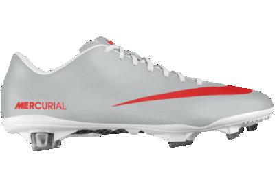 1a2656844c4 Cheap Nike Mercurial Vapor IX FG iD Custom Women s Soccer Cleats - Grey